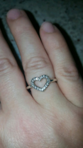 Pandora Heart Ring for Sale