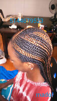 coiffures et tresses africaines a des prix abordables