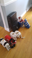 EQUIPEMENT TAE KWON DO