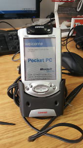 Vintage Compaq Pocket Pc