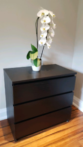 IKEA Malm 3-drawer dresser
