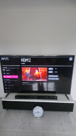 70 Inch LG TV (back lights needs repairing)