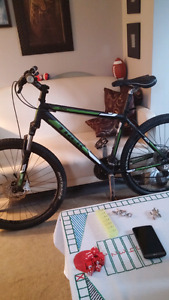 Bran new ridden 3 times need gone asap moving
