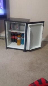 Small Cooler fridge and microwave.  Offers.