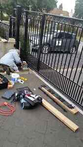 Sliding gate opener (Installation cost is included)
