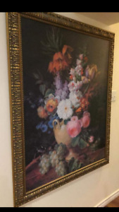 Large picture painting