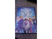 Frozen DVD - New - Still in Wrapper