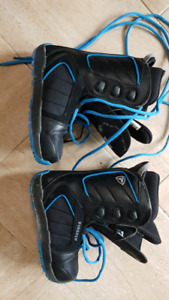 Firefly size 3 snowboard boots