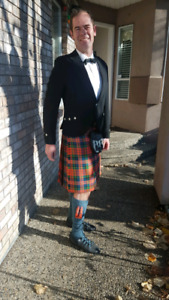Mens Scottish  outfit