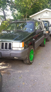 1996 Jeep Grand Cherokee Other