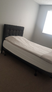 Twin bed on sale