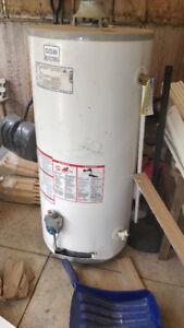 50 gallon water heater natural gas