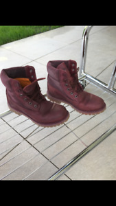 Boots Timberland - Taille 39/40