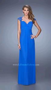 LaFemme electric blue/royal Dress - AFTER July 18