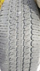 1 pneu 265-70-17