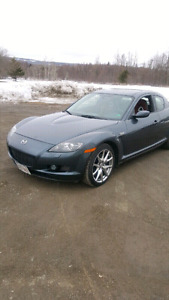 2008 40th anniversary Mazda RX8 GT ! A MUST SEE ! MINT CONDITION