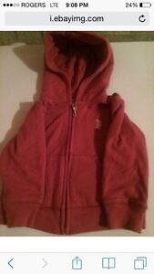 Baby juicy couture track suit 12 m