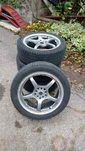 Tire and rim for sale Kitchener / Waterloo Kitchener Area image 4