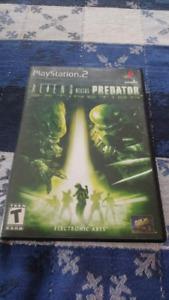 Aliens versus predator extinction playstation 2