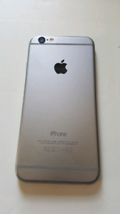 IPhone 6, 16gb, fully unlocked GSM 4G LTE, near mint condition