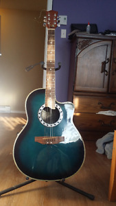 Hyburn acoustic Guitar