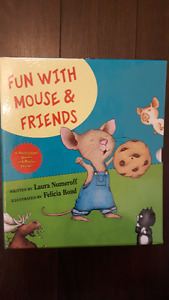 BRAND NEW Fun with Mouse and Friends (6 Book Set)