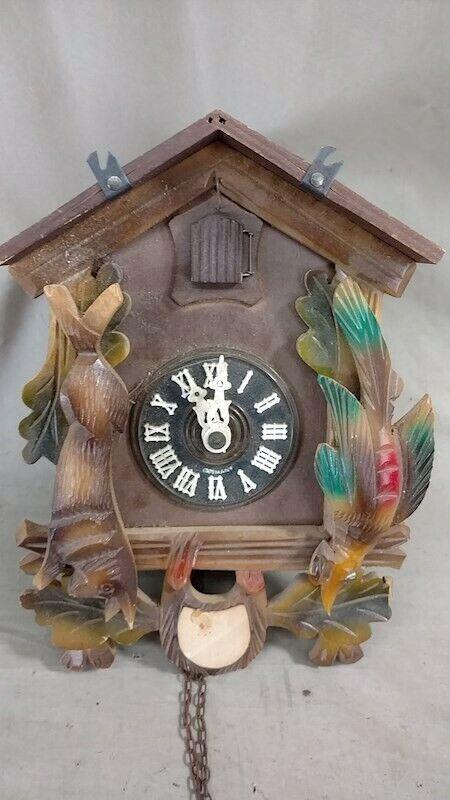Black Forest Wall Cuckcoo Clock