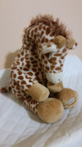 Girafe musicale pour endormir bébé