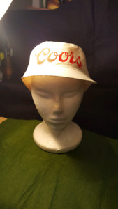 VINTAGE COORS PAINTERS HAT - GREAT CONDITION NEAR MINT