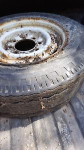 Tires plus rims