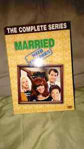 Married with children DVD complete series