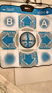 Dance mat ps2 wii GameCube xbox compatible