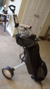 ladies golf clubs and shoes for sale