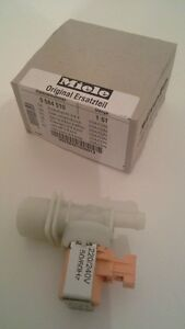 MIELE Washing Machine Solenoid Inlet Valve