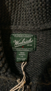 Woolrich Sweater NWT