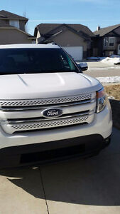2013 Ford Explorer Limited SUV, Crossover