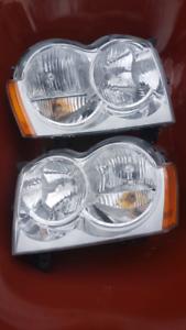 Lumière avant Jeep Grand Cherokee