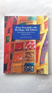 Essay Essentials with Readings, 6th Edition