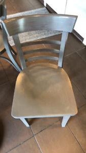 Restaurant wooden chairs 10