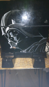 Limited Edition Darth Vader PS4 with 2tb hd installed