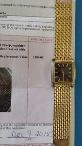 High End Gents Whittnauer Watch Cornwall Ontario image 2