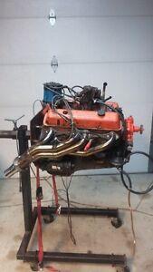 Rare Chev 307 Motor