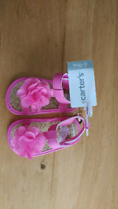 New baby girl sandals