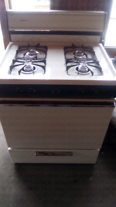 Good stove also its propane make me a offer
