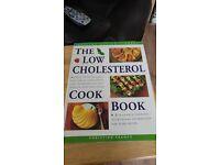 Cholesterol cook book