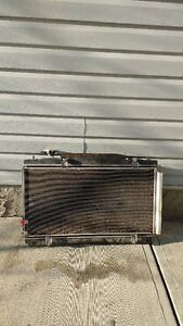 Toyota Camry Rad/ Condenser/Fan assembly