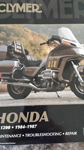 Honda Goldwing Manual 1984 - 1987