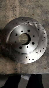 2005 Mercedes Benz C240 2WD Wgn (Rear Rotors+ Pads)