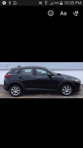 Mazda CX-3 / Reprise de location