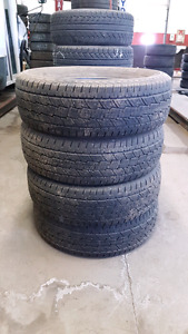 All Seasons  P255/70R17